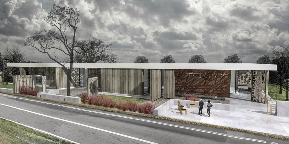 Villa Emma Jewish children museum & memorial Bianchini & Lusiardi Associati Architects 1