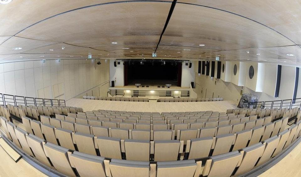 Teatro Verbania interno