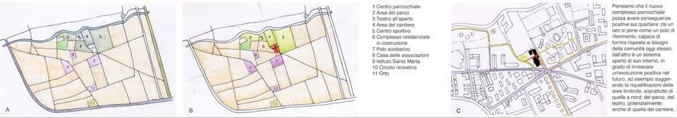 Varignano-progetto-prima-fase-schema-urbanistico-Bianchini-&-Lusiardi