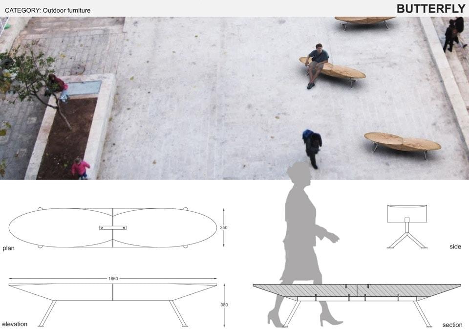 bianchini e lusiardi-TIFF-award-2012-bench-butterfly-designboom-board-2