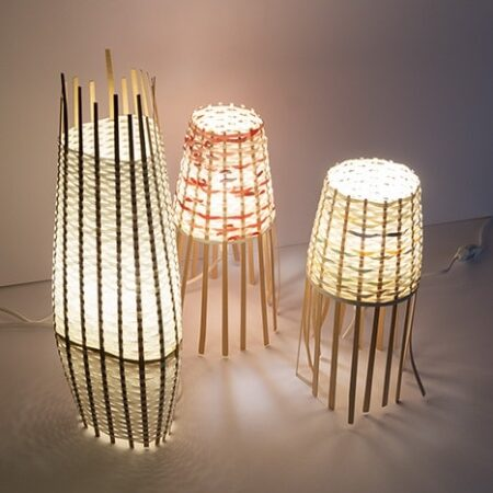 Terrestre | limited-edition lamps