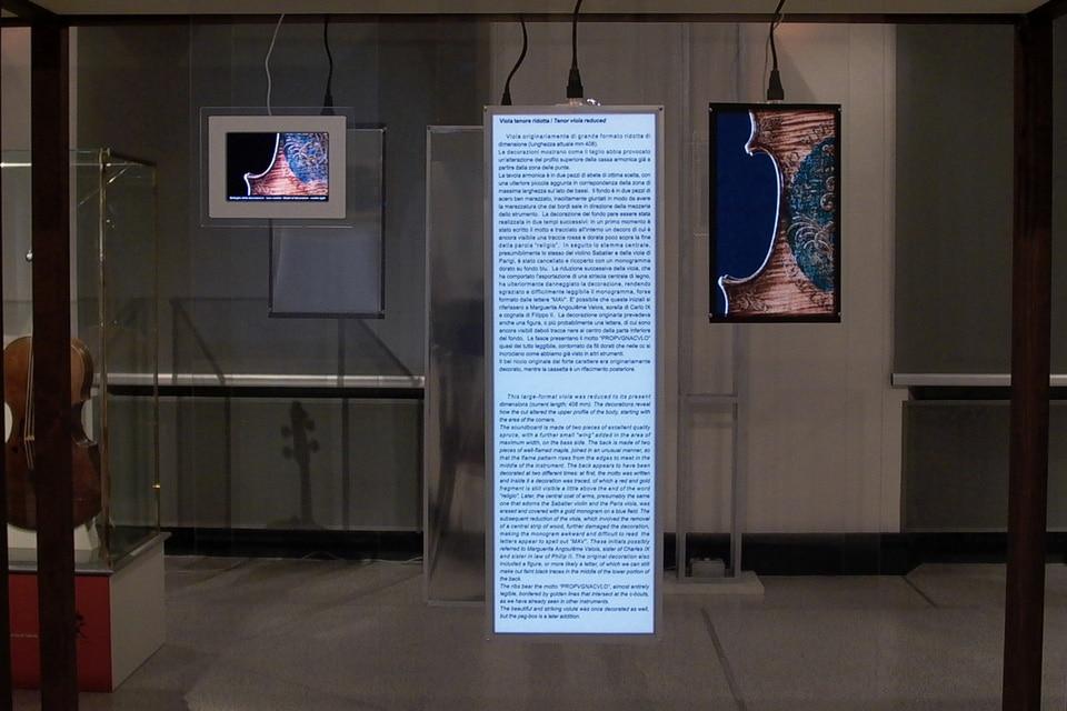 Allestimento-Amati-2007-museo-civico-design-bianchini-e-lusiardi-associati